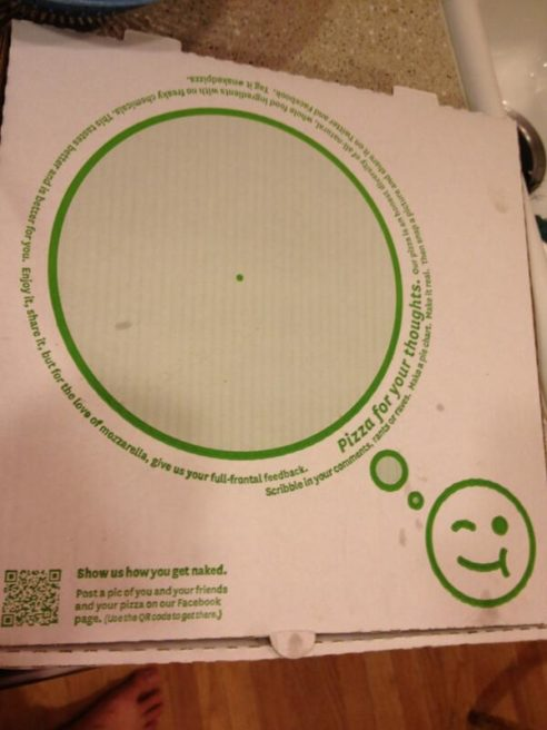 #NakedPizza wants to see pictures of your box. I g…